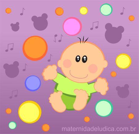 Atividades para bebês de 4 e 5 meses